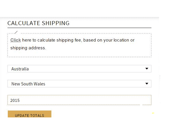 Check delivery post code